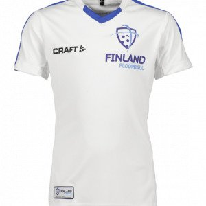 Craft Jr Finland National Tee Floorball Salibandypaita