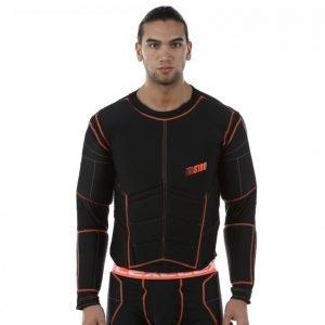 Exel S100 Protection Shirt Maalivahdin Paita Musta / Oranssi
