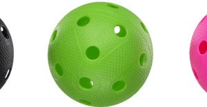 Fatpipe Ball Can Color Salibandypallo 3-Pakkaus