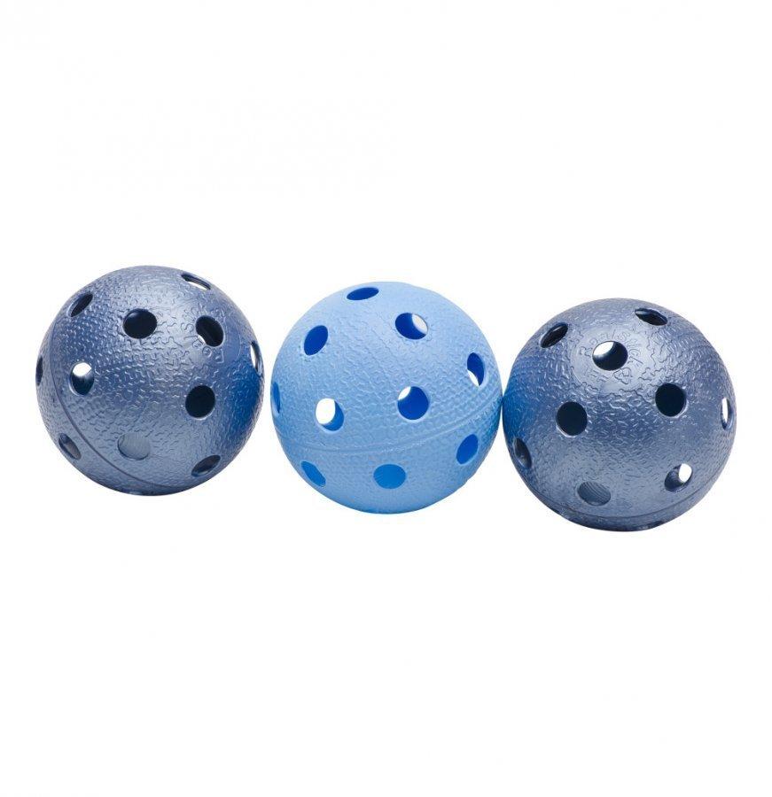 Realstick Salibandypallo 3kpl Värillinen