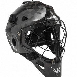 Salming Carbon X Helmet Maalivahdin Kypärä